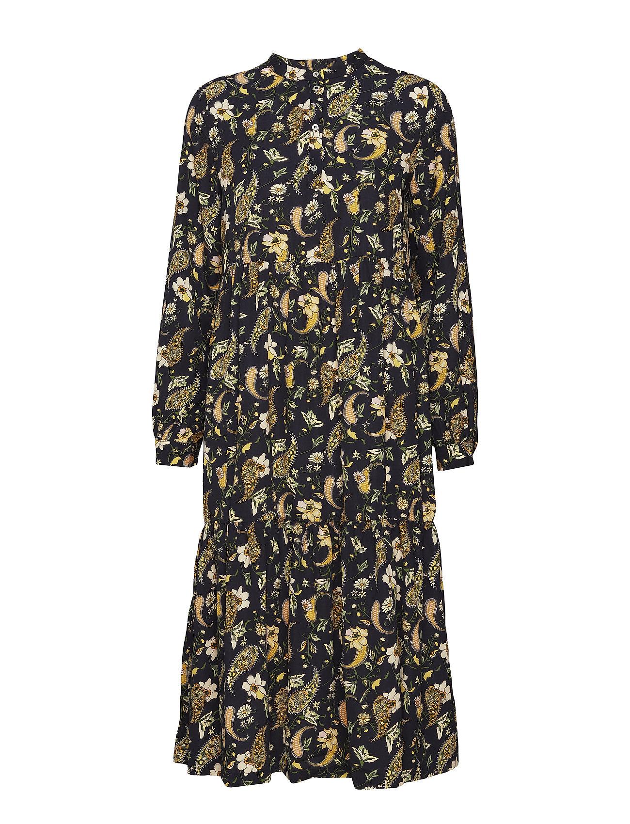 91187962b7a4 Vipaila L s Midi Dress rx (Navy Blazer) (34.99 €) - Vila - Kleider ...