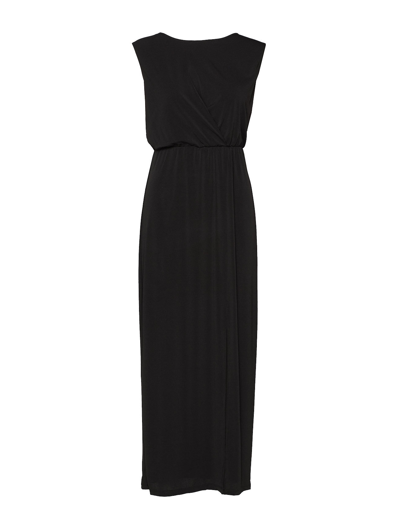 Vila VICLASSY MAXI DRESS - FAV NX - BLACK