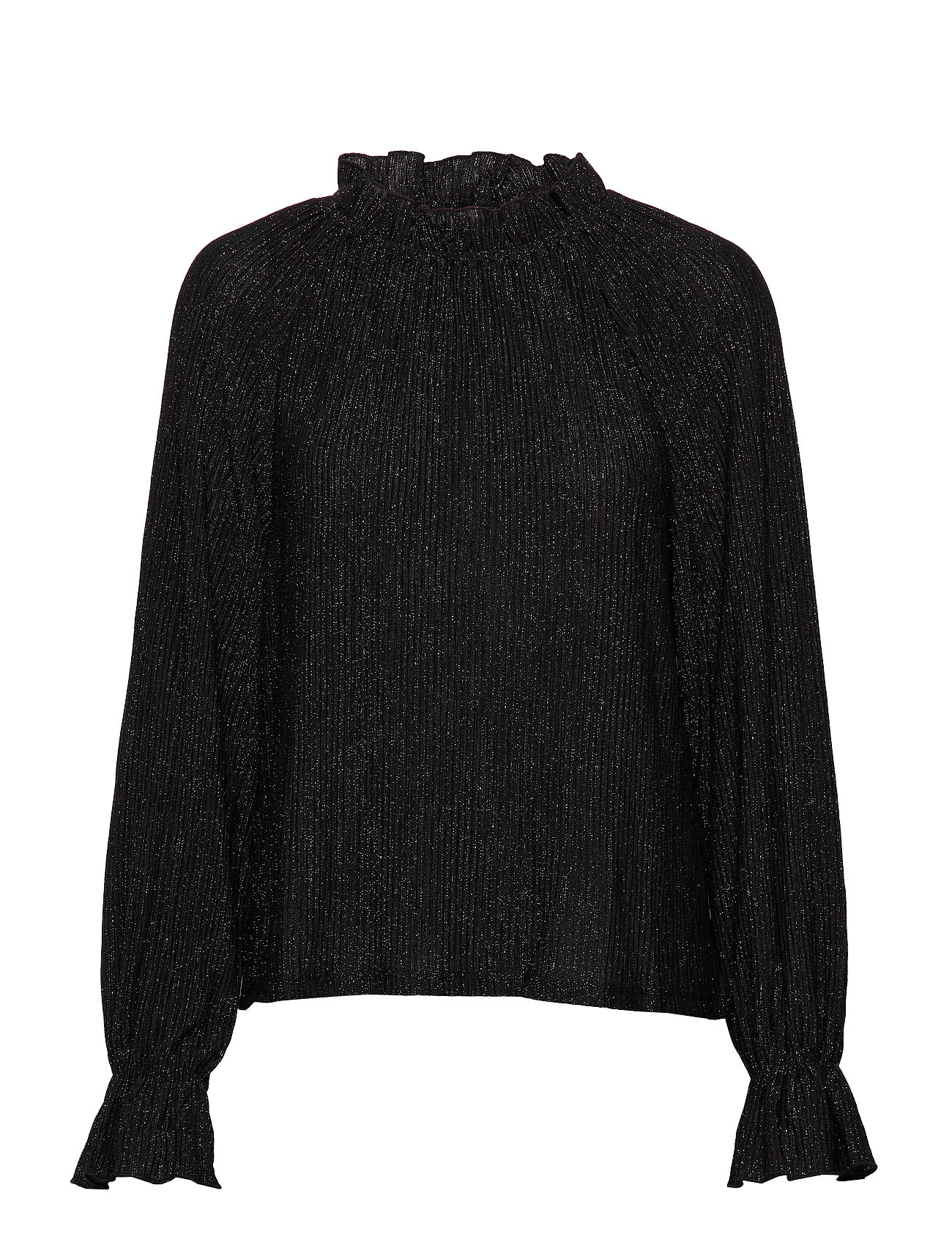 Vila VIWOWA L/S TOP - BLACK