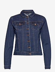 Vila - VISHOW DENIM JACKET - NOOS - denim jackets - medium blue denim - 0