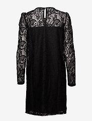 Vila - VITELL DRESS - short dresses - black - 1