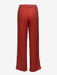 Vila - VIJUANA PANTS - wide leg trousers - orange.com - 1