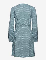 Vila - VIDIAM L/S DRESS - short dresses - citadel - 1