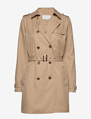Vila - VIMOVEMENT TRENCHCOAT/SU - - trenchcoats - nomad - 0