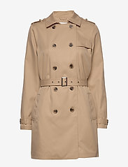 Vila - VIMOVEMENT TRENCHCOAT/SU - - trenchcoats - nomad - 1