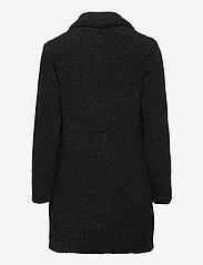 Vila - VILIOSI TEDDY COAT/SU - - faux fur - black - 1