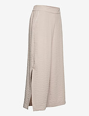 Vila - VILINEA RW 7/8 PANTS/2 - bukser med brede ben - dove - 3