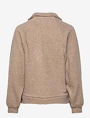 Vila - VIPIP BLOUSON/DES - wool jackets - simply taupe - 1