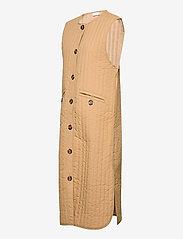 Vila - VITHEASA S/L WAISTCOAT - puffer vests - nomad - 2