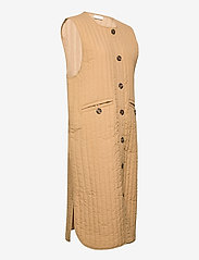 Vila - VITHEASA S/L WAISTCOAT - puffer vests - nomad - 3