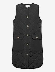 Vila - VICOOLI WAISTCOAT/2 - puffer vests - black - 0