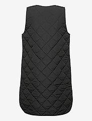 Vila - VICOOLI WAISTCOAT/2 - puffer vests - black - 1