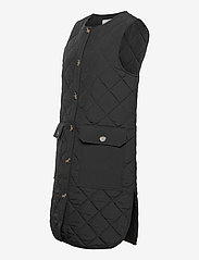 Vila - VICOOLI WAISTCOAT/2 - puffer vests - black - 2