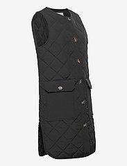 Vila - VICOOLI WAISTCOAT/2 - puffer vests - black - 3