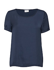 VIMELLI S/S NEW TOP-NOOS - TOTAL ECLIPSE
