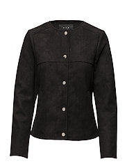 VIHALE JACKET - BLACK