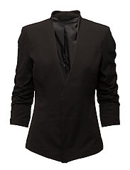 VIHER 3/4 NEW BLAZER-NOOS - BLACK
