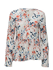 VIMARIAN L/S COVER UP - PERSIMMON