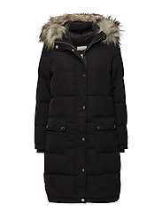 VICALIFORNIA DOWN COAT-NOOS - BLACK