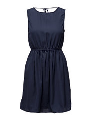 VIPANA S/L DRESS - TOTAL ECLIPSE