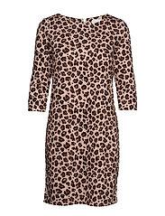 VITINNY NEW DRESS - LUX - SANDSHELL