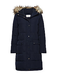 VICALIFORNIA DOWN COAT-FAV - TOTAL ECLIPSE