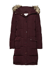 VICALIFORNIA DOWN COAT-FAV - WINETASTING