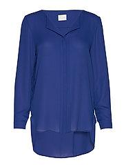 VILUCY L/S SHIRT - NOOS - MAZARINE BLUE