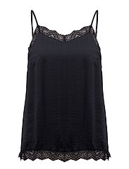VICAVA LACE SINGLET - NOOS - TOTAL ECLIPSE