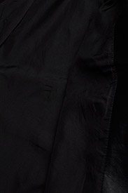 Vila - VICARA COATED JACKET/SU - NOOS - leather jackets - black - 5