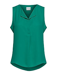 VILUCY S/L TOP - FAV - PEPPER GREEN