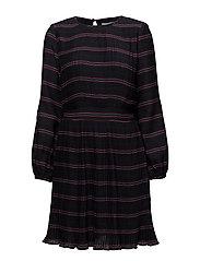 VILIMIT L/S DRESS - TOTAL ECLIPSE