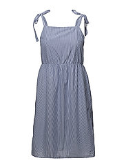 VIPOLE DRESS - LIGHT BLUE DENIM