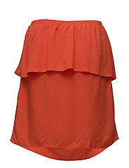 VILIBA TUBE TOP - ORANGE.COM