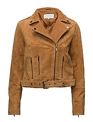 VIFAITH SUEDE JACKET - CATHAY SPICE