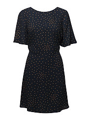 VIESTO MILAM 2/4 DRESS - TOTAL ECLIPSE