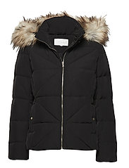 VICALIFORNIA NEW SHORT DOWN JACKET - BLACK