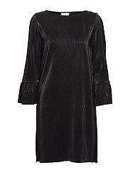 VIPARTA 3/4 DRESS - BLACK