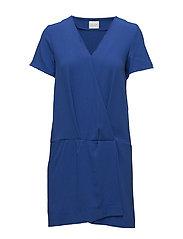 VIDIVA S/S SHORT DRESS C1