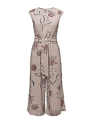 VIMELIS NANDI S/L CROPPED JUMPSUIT - ADOBE ROSE