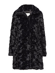 VISERIA COAT/2 - BLACK