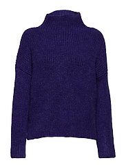 VIGRIP KNIT TOP - CLEMATIS BLUE
