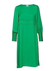 VIELSANA L/S DRESS - JELLY BEAN