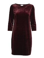 VISIENNA 3/4 SLEEVE DRESS/1 - WINETASTING