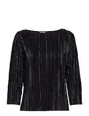 VIFRANCES NEW 2/4 TOP - BLACK