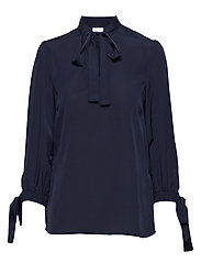 VIBOWLY 3/4 TOP - NAVY BLAZER