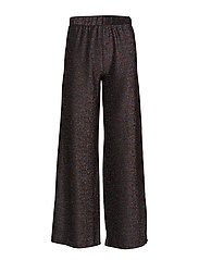 VIMULTI LOOSE PANTS - BLACK
