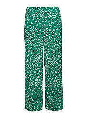 VILAMI PARDAS RW CROPPED PANT - PEPPER GREEN