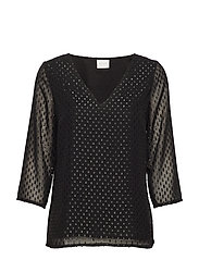 VIHENRI 3/4 TOP C3 - BLACK