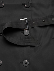 Vila - VIMOVEMENT TRENCHCOAT/SU - - trenchcoats - black - 4